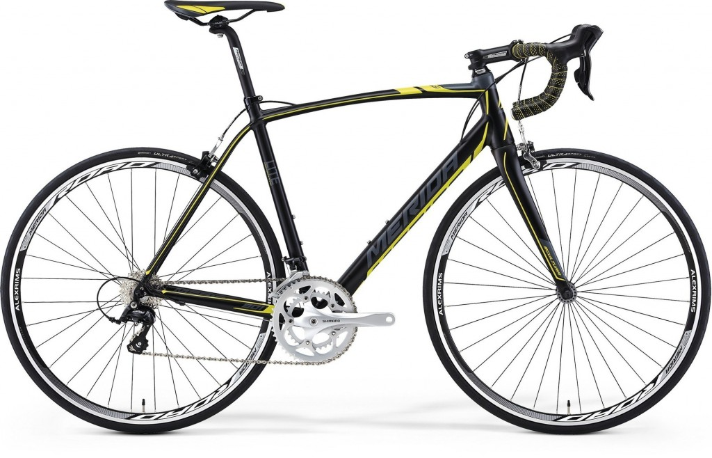 ilk bisikletim: Merida Scultra 901