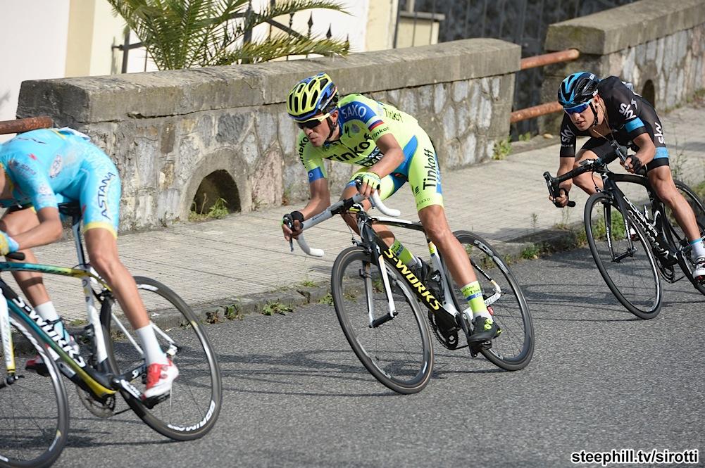 2015, Giro d'Italia, tappa 04 Chiavari - La Spezia, Tinkoff - Saxo 2015, Contador Alberto, Biassa