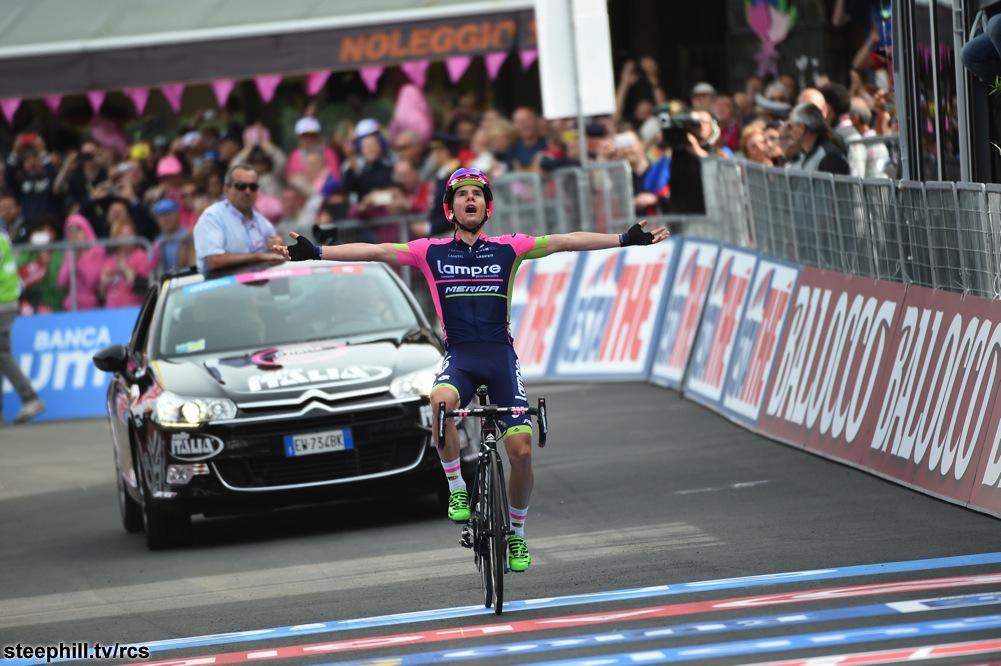 Giro2015_stage5_winner_Jan_polanc